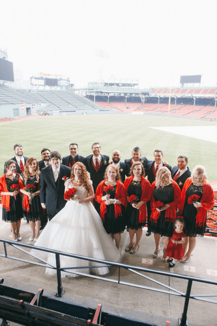 Featured Bride of the Month-September 2017