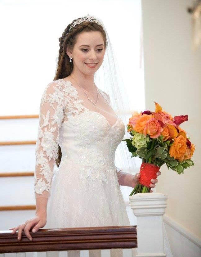 Featured Bride of the Month-June 2018