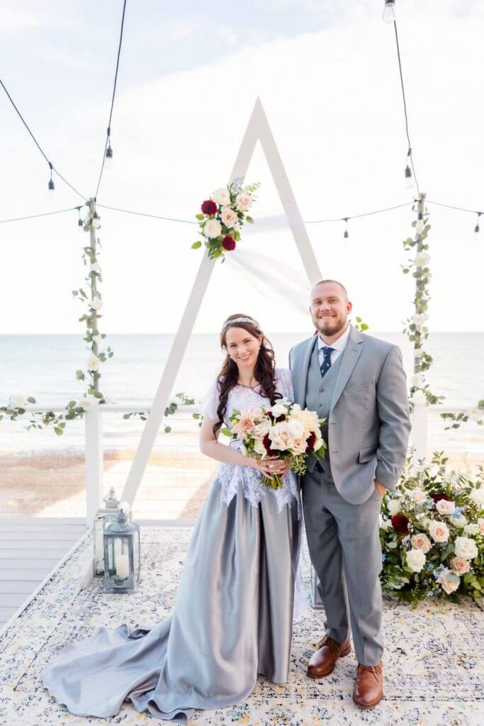 Featured Bride of the Month – April 2021