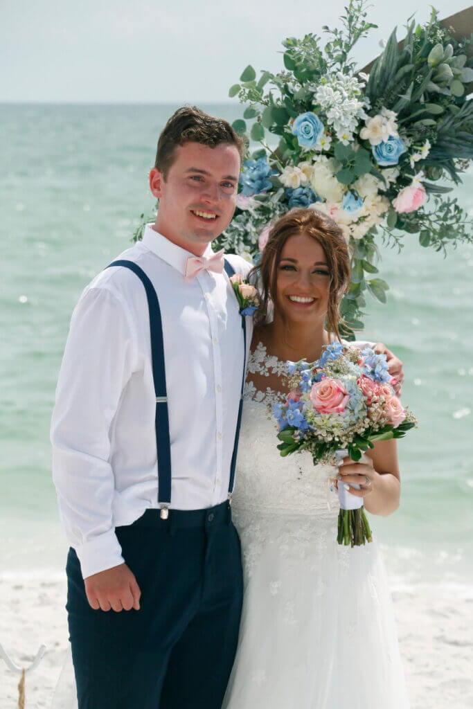 Featured Bride of the Month – October  2021